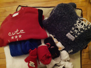 Lots of girls clothes - age 18 months to 6 years