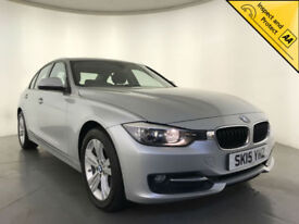 2015 BMW 318D SPORT AUTOMATIC DIESEL CRUISE CONTROL 1 OWNER SERVICE HISTORY