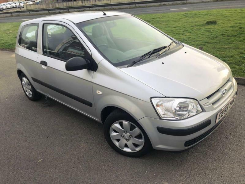 2005 hyundai getz 1 3 gsi new mot fsh 2 keys only 68000 miles in cardiff gumtree. Black Bedroom Furniture Sets. Home Design Ideas