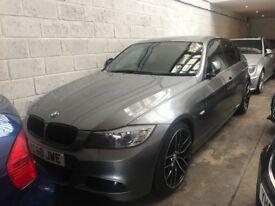 BMW 3 SERIES 320d M Sport (grey) 2010