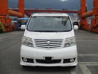 Toyota Alphard AS 2004 2.4 Petrol 8 Seater ** DUE IN **