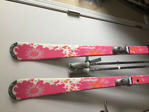 Like new skis 150