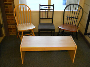 Good CHAIRS for a good price