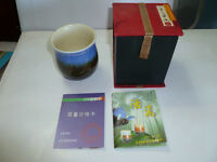 CTS Liven China Ceramic Tea Cup in Gift Box with Certificate