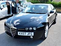 ALFA ROMEO 2.4 DIESEL LUSSO 6 54,000 MILES FROM NEW RECENT CAM-BELT