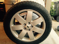 Land Rover Winter Tires and Rims