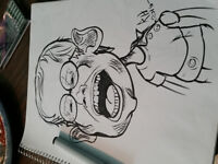 Caricature Art For Your Event - Fun Memories