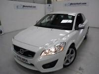 Volvo C30 D2 R-DESIGN + 4 VOLVO SERVICES + VERY LOW MILES
