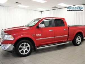 2017 Ram 1500 Laramie - Leather Luxury and HEMI POWERED!!