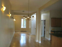 urgent Very large Open Concept loft  900sf P St Charles, ATWATER