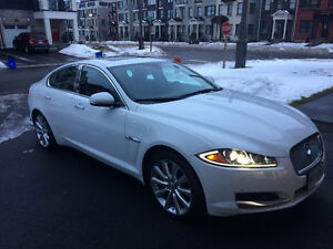 2013 Jaguar XF Portfolio Sedan 3.0 V6 AWD
