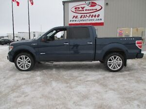 2014 Ford F-150 Limited 22's nav Roof 4x4