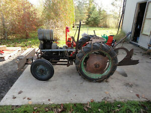 GIBSON TRACTORS AND PARTS WANTED