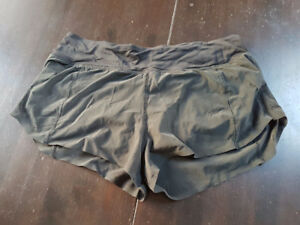 Lululemon Running Shorts - Size 10