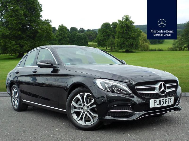 2015 mercedes benz c class diesel c200 bluetec sport for Mercedes benz bluetec diesel