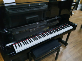 Kawai cl-2 city life upright piano for sale