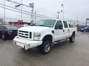 2008 Ford F-250 diesel F250 * drives great * 4 DOORS *