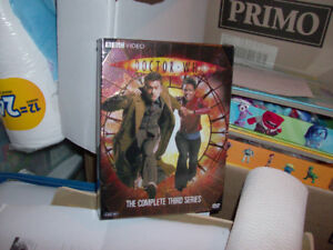 Doctor Who - The Complete Third Series DVD, 2007, 6-Disc Set