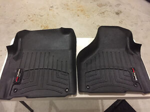 Weathertech mats for Ram truck