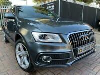 2013 Audi Q5 2.0 TDI S line Plus S Tronic quattro (s/s) 5dr SUV Diesel Automatic