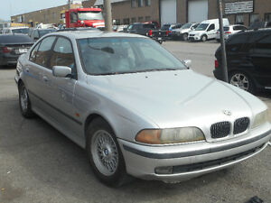 2000 BMW 5-Series Berline