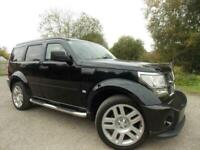 2007 57 Dodge Nitro 2.8 Crd Sxt Auto Metallic Black