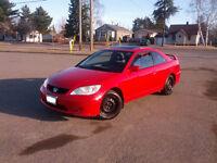 2004 Honda Civic Si - SAFETIED - $4195