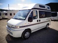 Auto Sleeper Harmony 2 plus 2 2001 51k miles1.9 Turbo Diesel Motorhome For Sale Bristol