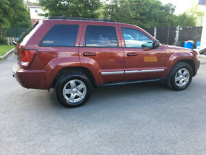 2007 Jeep Grand Cherokee V6  Like New only 52000KM Certified