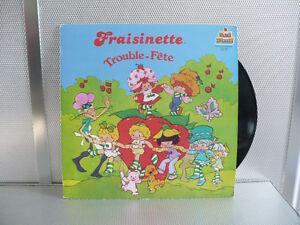 FRAISINETTE TROUBLE-FÊTE ( VINYLE LONG-JEU )
