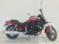 HYOSUNG AQUILA GV650P CRUISER OWN THIS BIKE FOR ONLY £24.59 A WEEK