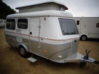 Eriba Triton 430GT Touring 2008 3 Berth Single Axle Pop Up Caravan For Sale Bristol