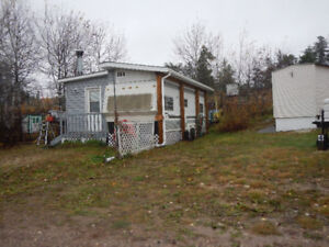 Cabin - Trailer in Rennie MB,  Turn Key for a fun summer season