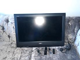 """Sony bravia 32"""" with amazon fire tv stick"""