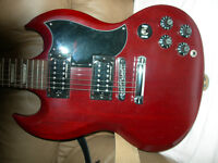 """++ GIBSON SG 70""""s TRIBUTE ++ EXC++"""