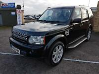 LAND ROVER DISCOVERY 4 - 3.0 TDV6, FULL SERVICE HISTORY, 1 FORMER KEEPER