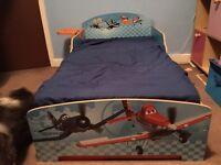 Disney planes toddler bed