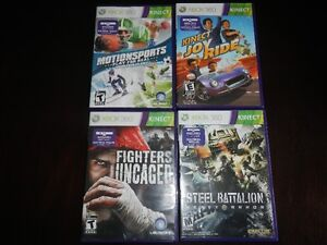 KINECT Games for Xbox 360