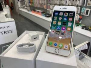iPhone 8 256GB Gold tax invoice 1yr apple warranty Unlocked