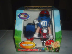 M and M Limited Edition Motorcycle