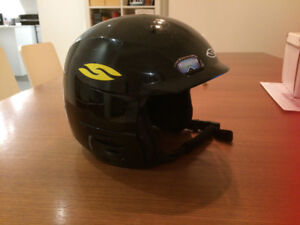 Casque de ski alpin junior