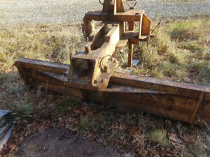 for sale 7 foot heavy built back blade
