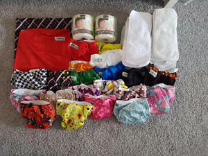 Cloth Diapers *Excellent Condition*