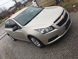 2013 Chevrolet Cruze Sedan Safety & Etested Mint Condition