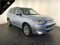 2014 64 MITSUBISHI OUTLANDER GX 4H AUTOMATIC 1 OWNER SERVICE HISTORY FINANCE