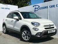 2015 15 Fiat 500X 1.4 MultiAir II ( 140bhp ) Cross Manual for sale in AYRSHIRE