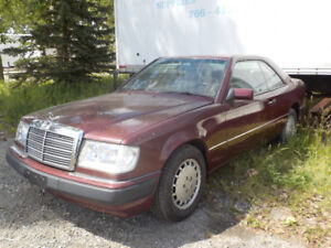 1990 MERCEDES BENZ FOR SALE
