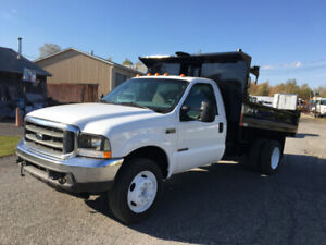 Ford F-550 2004 dompeur