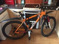 Voodoo Aizan 29er hardly used like new swap high end iPad or iPad mini mountain bike