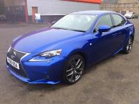Lexus IS 300h F Sport PETROL AUTOMATIC 2015/15